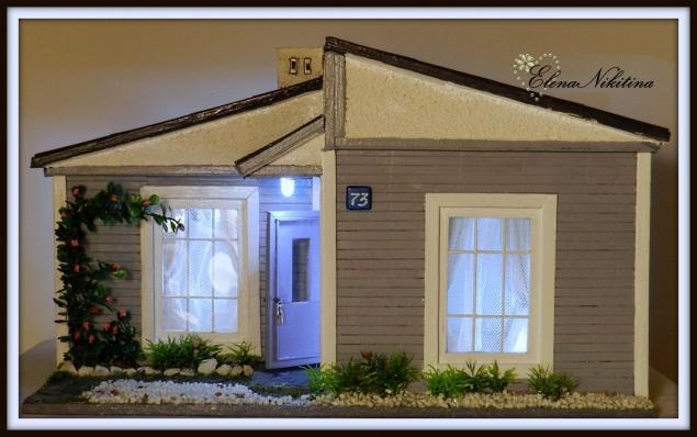 Кукольный дом. Двухкомнатный коттедж., фото № 7