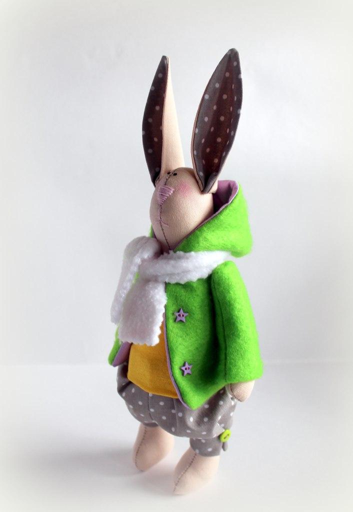 Кролики куклы своими руками 58