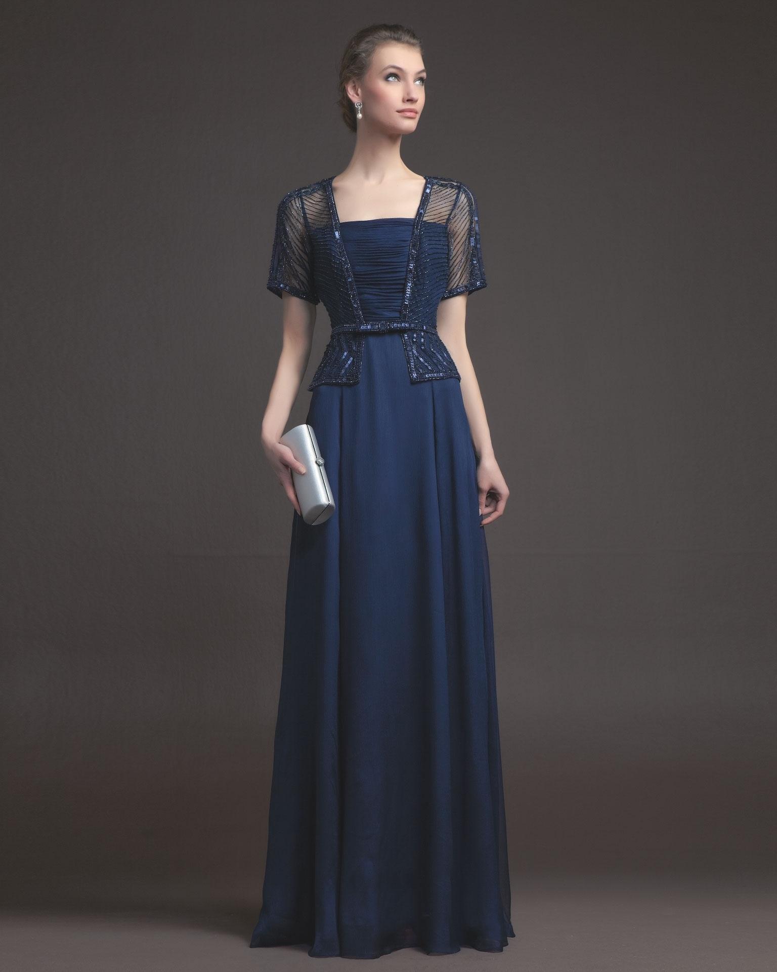 d2e336ac2eb7881 Вечерние платья для настоящих леди или коллекция Aire Barcelona 2014 ...