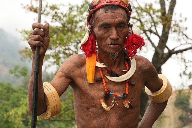 Этнические украшения народа Нага, фото № 5