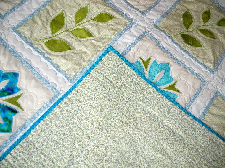лоскутная техника, аппликация, одеяло, для дома и интерьера, ручной работы
