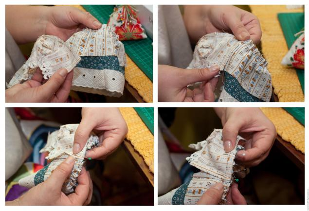 Как сшить куклы своими руками без машинки