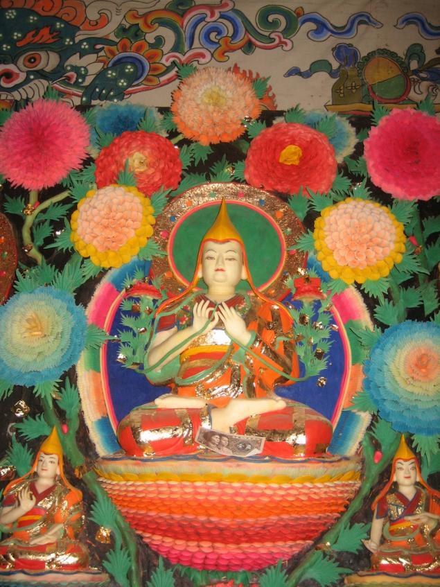 як, буддизм