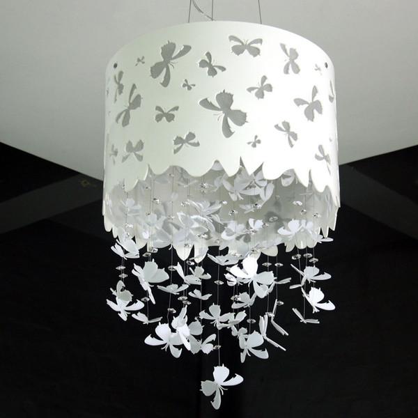 Бабочки как элемент дизайна интерьера, фото № 7