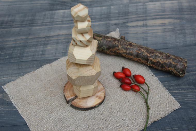 туми-иши, туми иши, японская игра, натуральные игрушки, игрушки из дерева, развивающие игрушки, пирамидки
