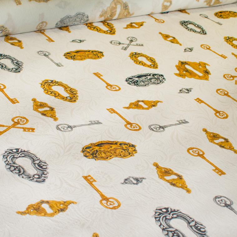 Как сэкономить на наряде к Новому Году?Ткани  со скидкой для нарядных платьев., фото № 22