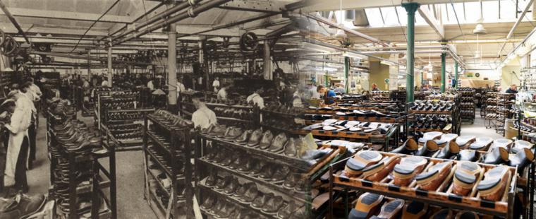 Loake Shoes Factory Shop Kettering