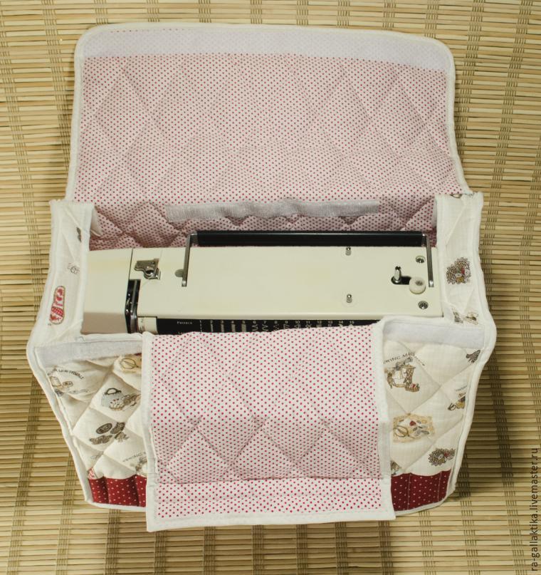 Как сшить сумку для швейной машинки своими руками 332
