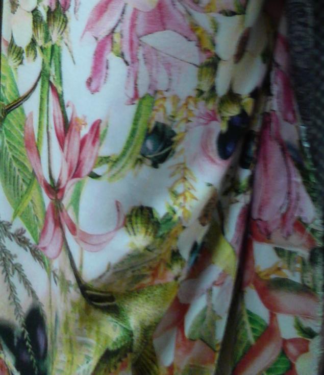 ткани для блузок