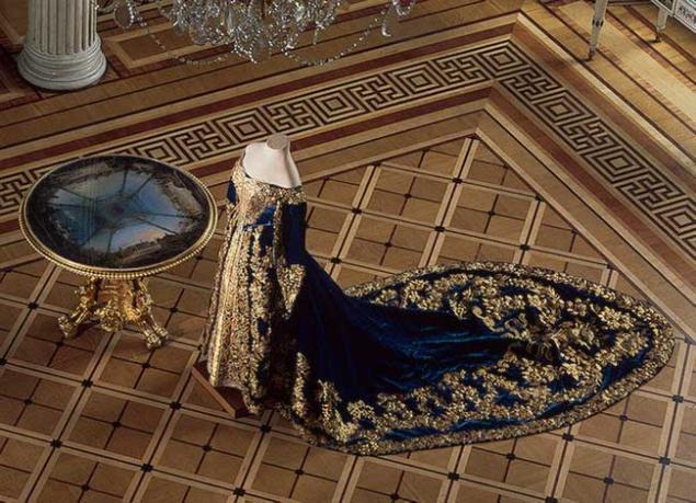 платья императрицы