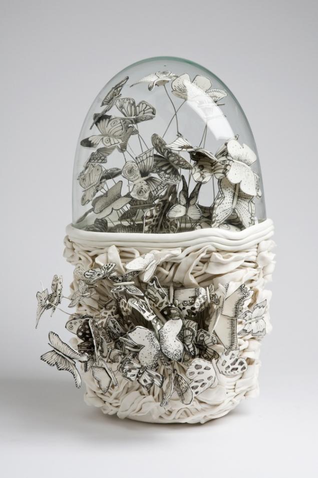 Керамические скульптуры Katharine Morling, фото № 9