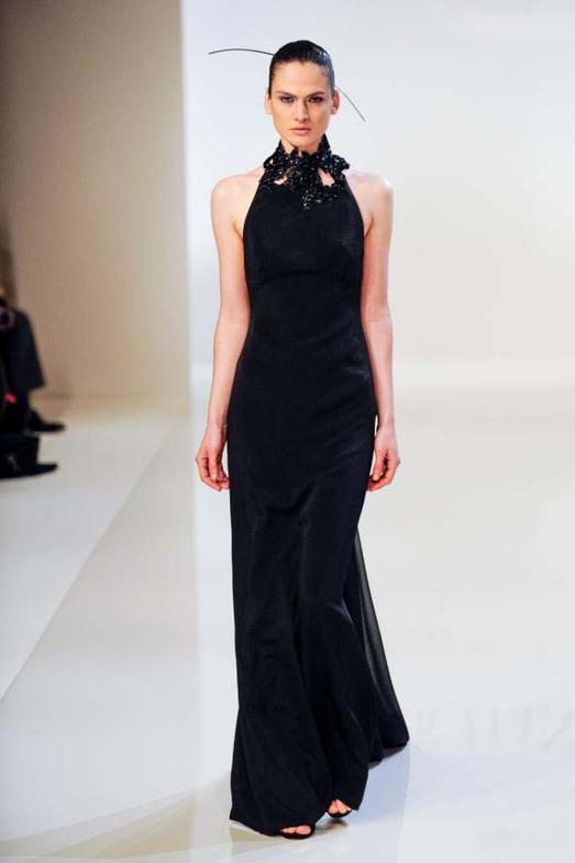 Dilek Hanif Haute Couture весна-лето 2014, фото № 20