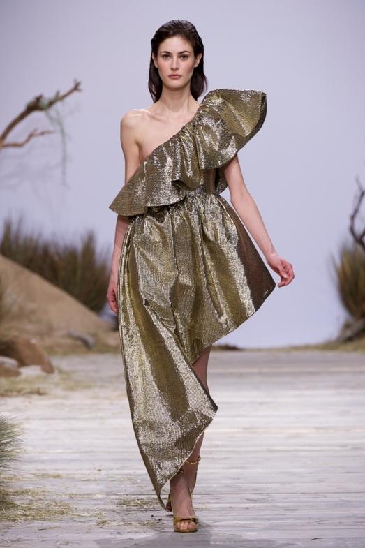 Zuhaitz Haute Couture весна-лето 2014, фото № 17