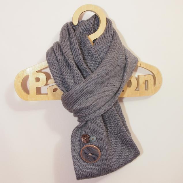шарф в подарок