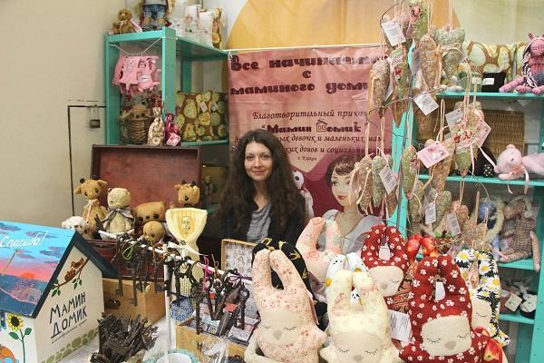 Международная выставка-продажа «Атмосфера творчества», фото № 5