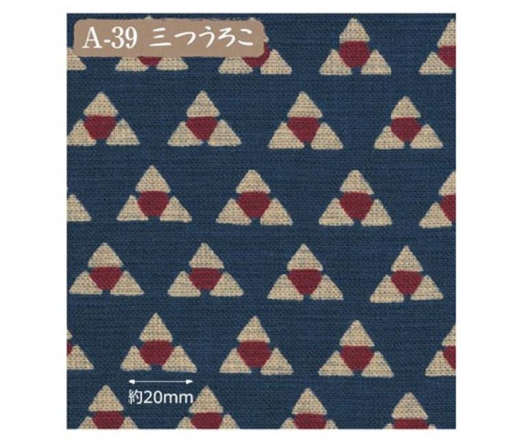 Коллекция тканей Йоко Саито и ее новинки., фото № 16