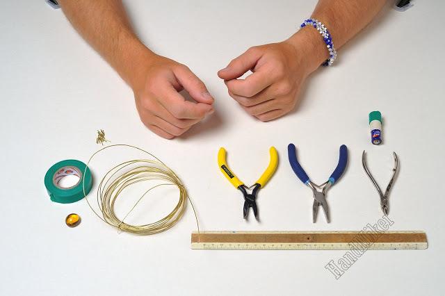 Властелин колец, или Как создать перстень из одного цельного куска проволоки, фото № 2