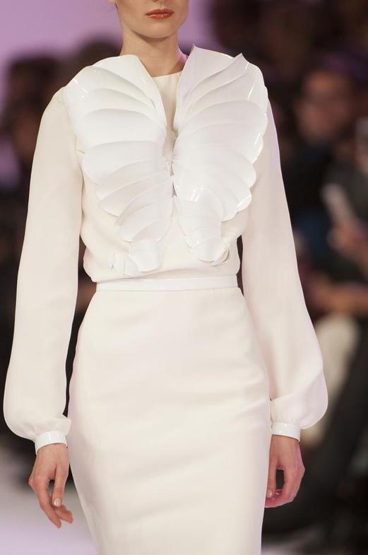 Stephane Rolland Haute Couture весна-лето 2014, фото № 99