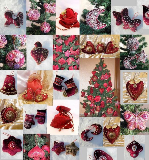 новогодний интерьер, новогодний сувенир, новогодние праздники, наборы елочных игрушек