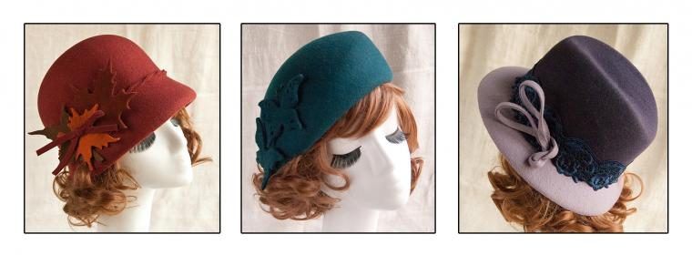 Изготовление шляпок мастер класс