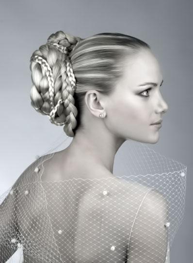 Прически женские фото плетение