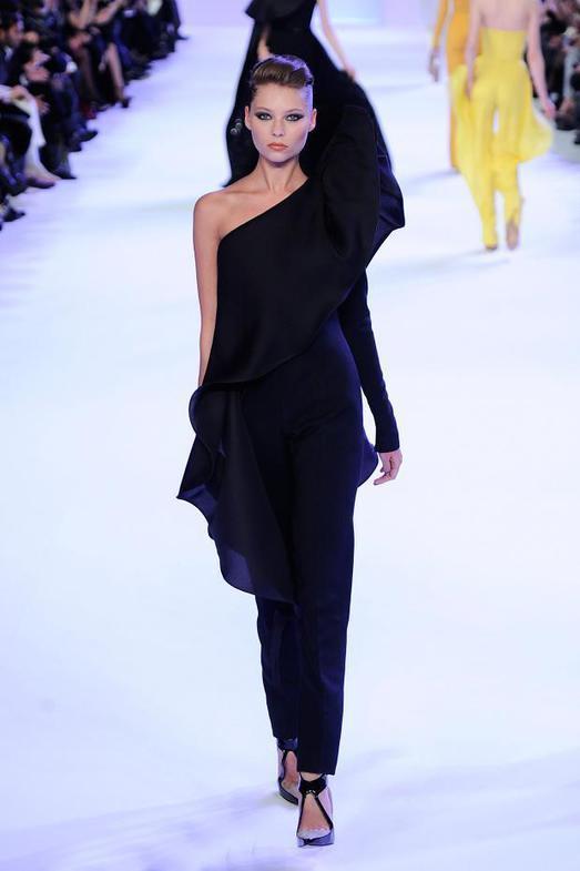Stephane Rolland Haute Couture весна-лето 2014, фото № 5
