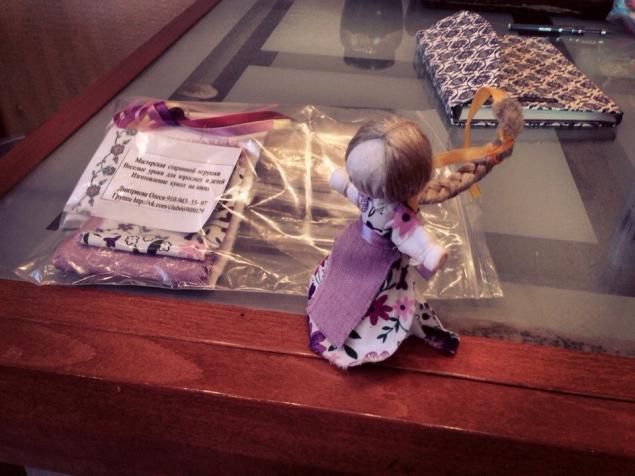 кукла своими руками, набор для творчества, традиционная кукла, творчество с детьми