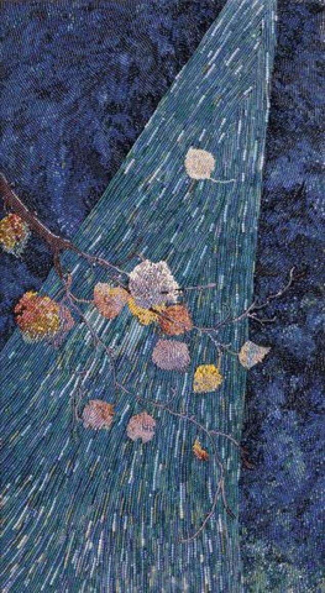 """Основные выставки В.Я. Паренько 1994г. персональная выставка (художественная галерея  """"Стерх """" г. Сургут) 1996г..."""