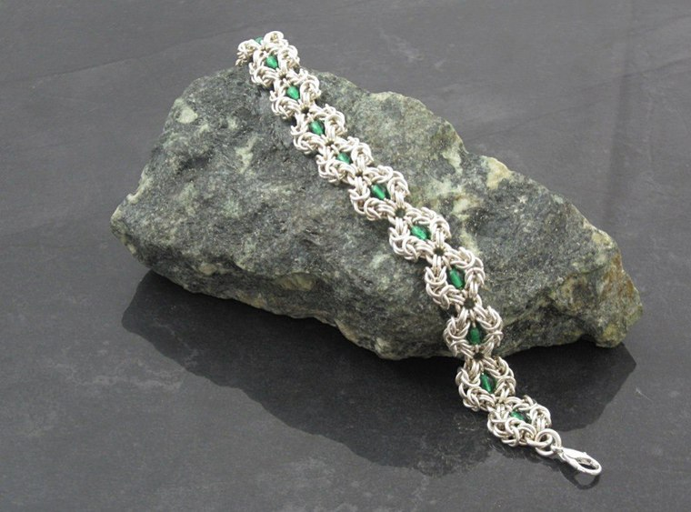 chainmaille, aspect ratio, chain, размеры колец