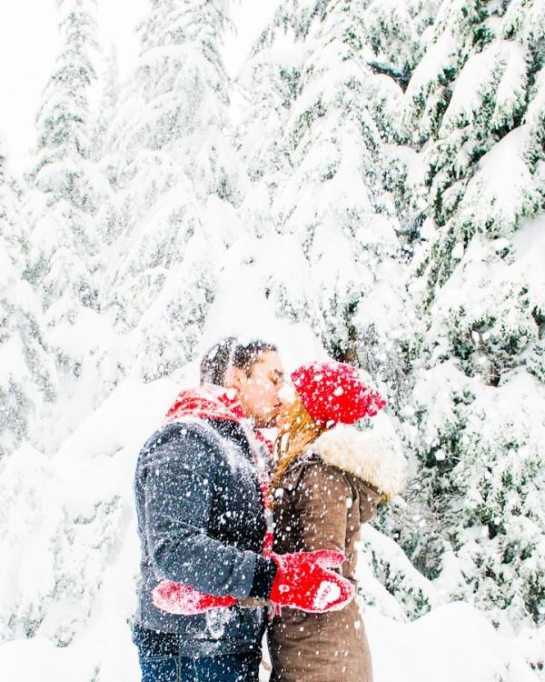Отношение к первому снегу
