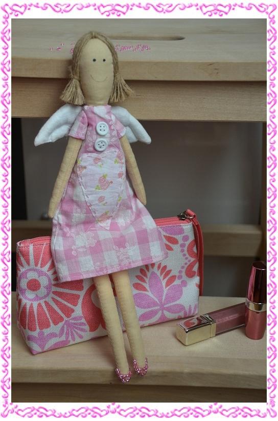 кукла, интерьерная кукла