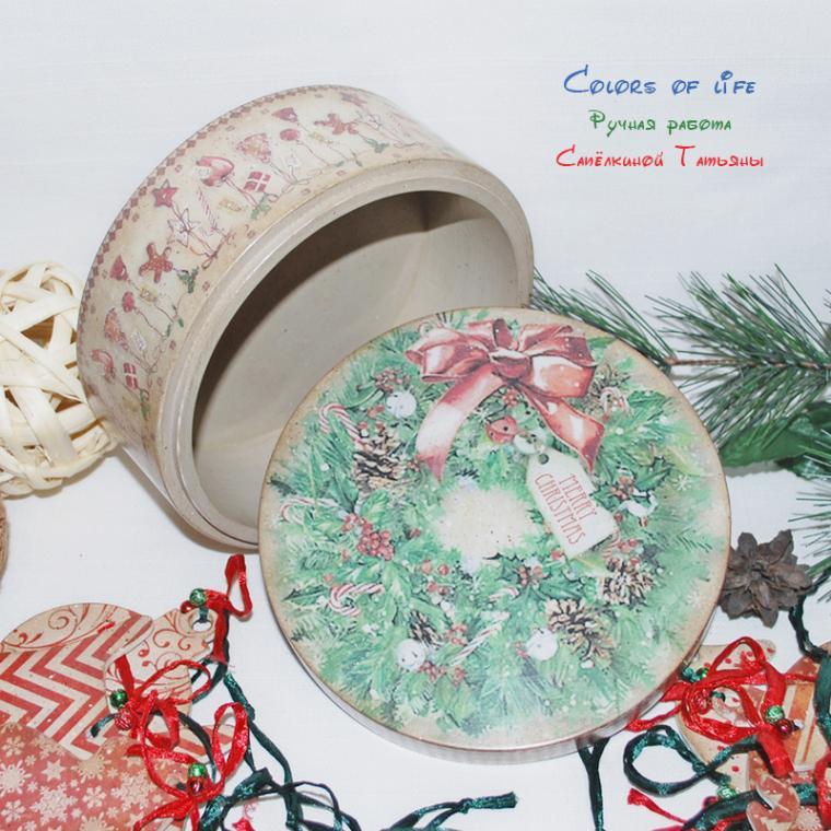 игрушки из дерева, рождественский декор
