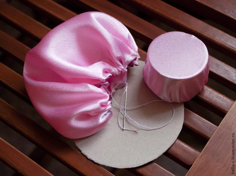 Шляпа цилиндр для девочки мастер класс
