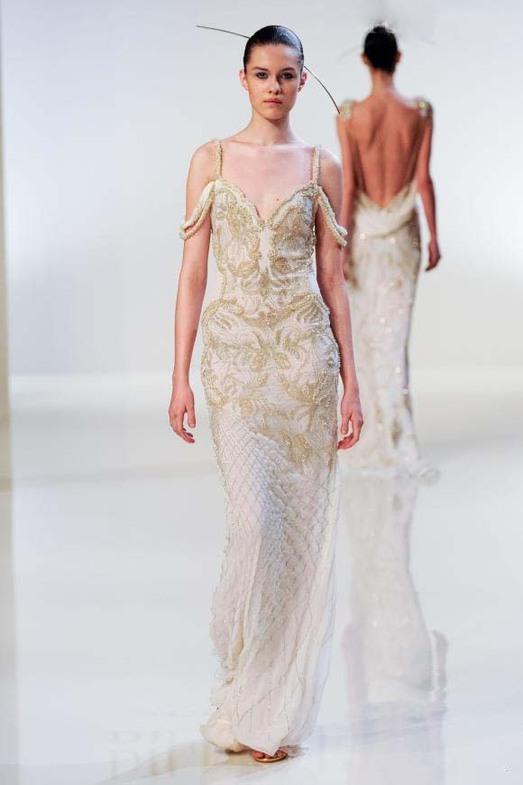Dilek Hanif Haute Couture весна-лето 2014, фото № 9