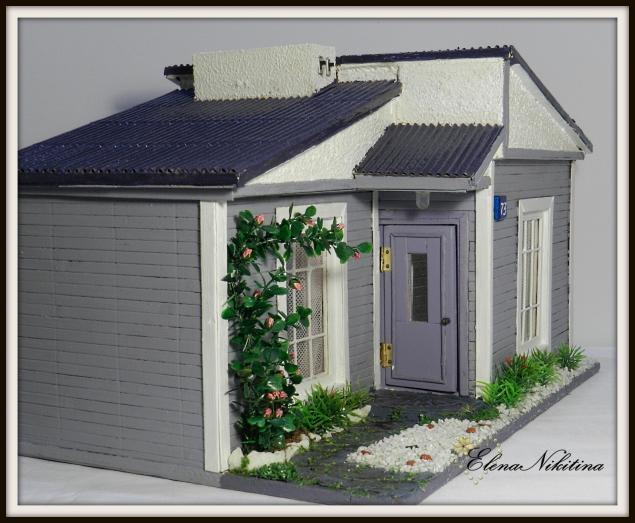 Кукольный дом. Двухкомнатный коттедж., фото № 4