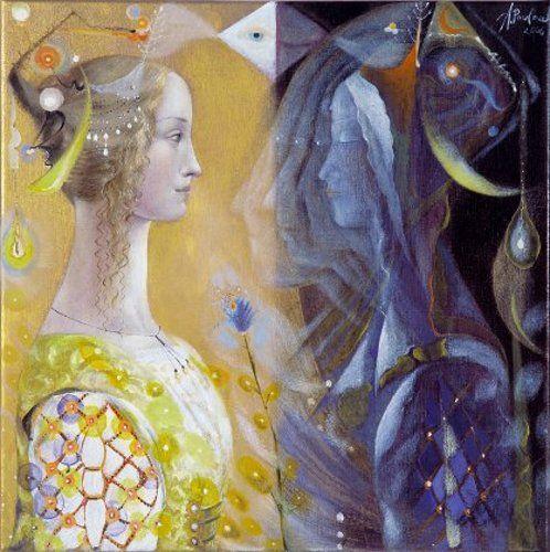 Тонкие материи мира: ANNAEL (Anelia Pavlova), фото № 13