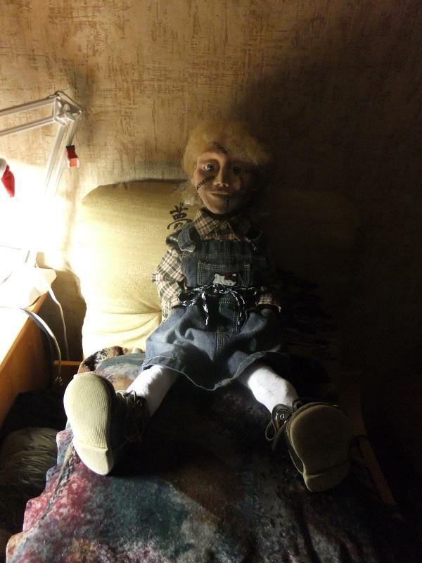 кукла, ужасы, маньяк