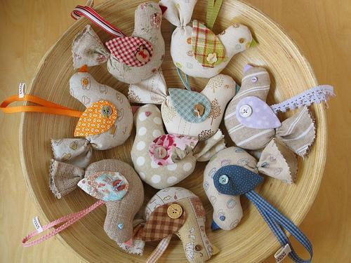 Игрушки-подвески в интерьере - Ярмарка Мастеров - ручная работа, handmade
