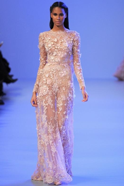 Elie Saab Haute Couture Весна-Лето 2014, фото № 1