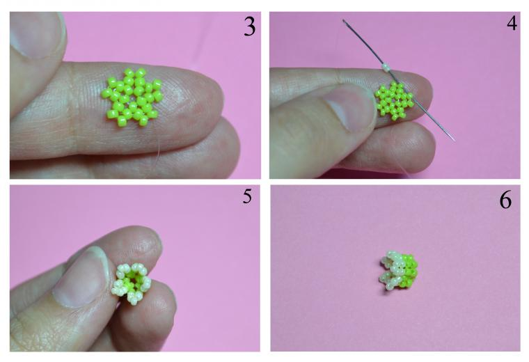 цветочная гроздь