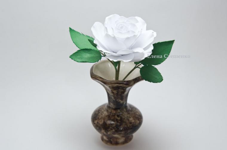 цветок украшение, ручная работа handmade