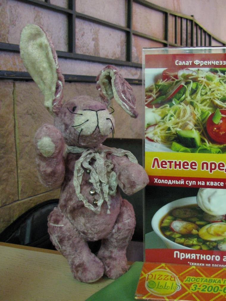 Путешествие зайца из Москвы в Санкт-Петербург, фото № 15