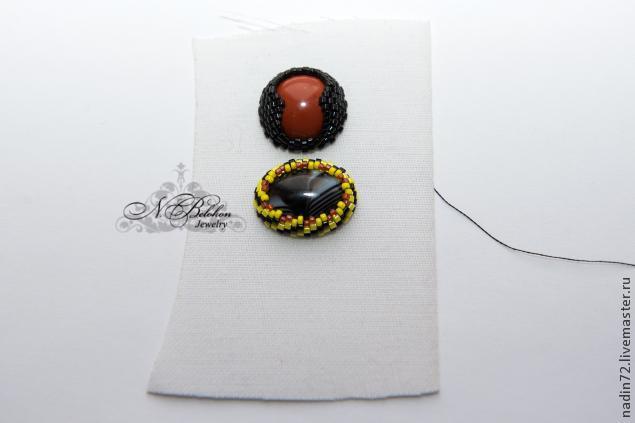вышивка камнями