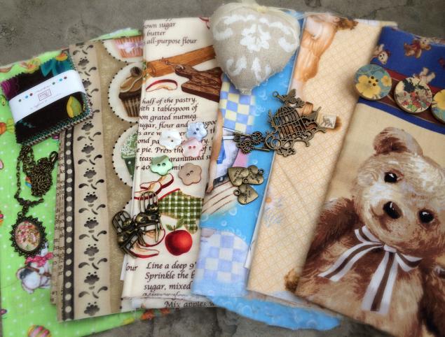 конфетка, ткани для рукоделия