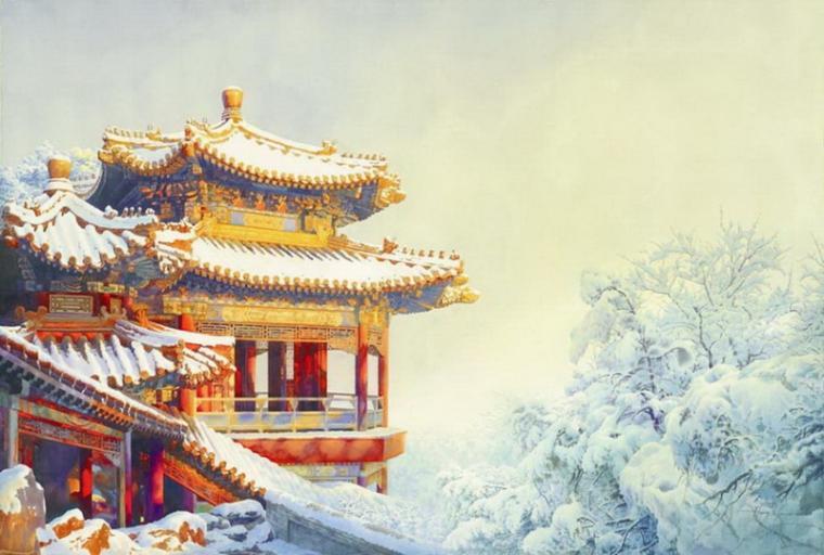 художник huang youwei