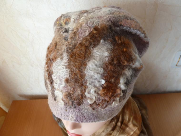 Валяная шапка своими руками фото 285