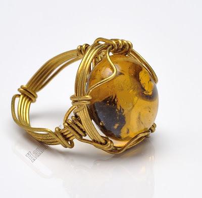 Властелин колец, или Как создать перстень из одного цельного куска проволоки, фото № 1