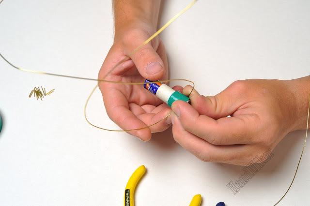 Властелин колец, или Как создать перстень из одного цельного куска проволоки, фото № 5