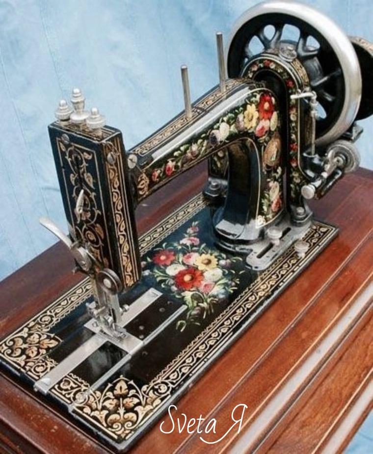 швейная машина, шить