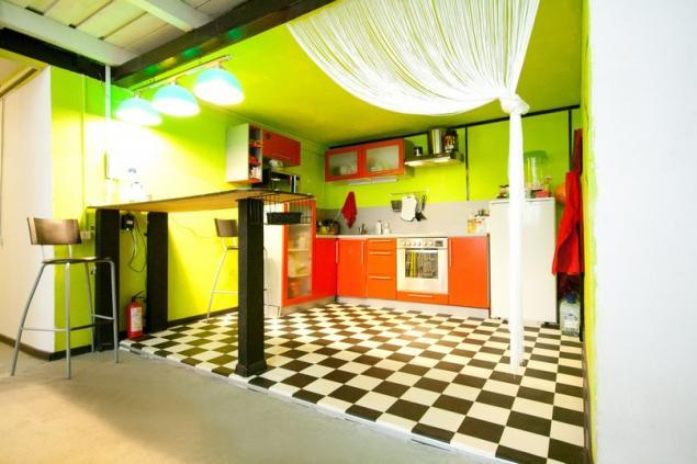 кухня, мастерская, мероприятие